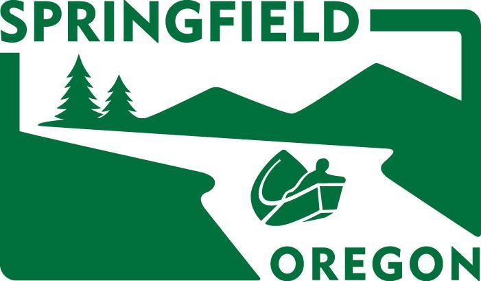 Springfield, Oregon banner